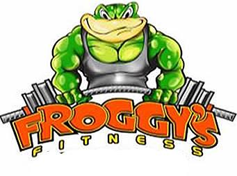 Froggy's Fitness Logo